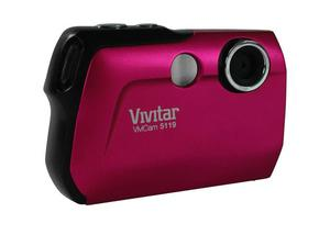 Ultra Compact Digital Camera Vivitar Vivicam