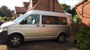VW CAMPERVAN  IMMACULATE & DRIVEAWAY AIR AWNING