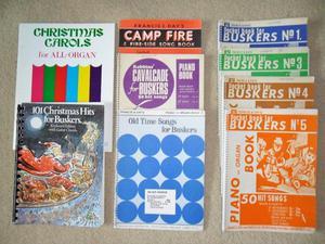 Vintage Buskers Sheet Music