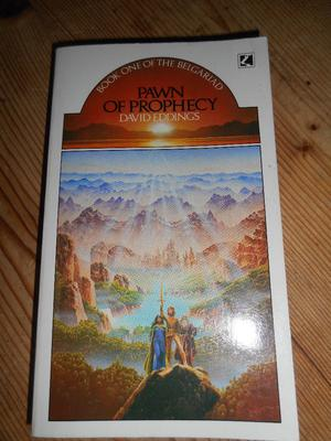 3 x David Eddings Books