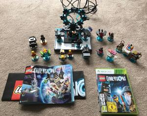 Lego dimensions xbox360 starter pack and additional packs