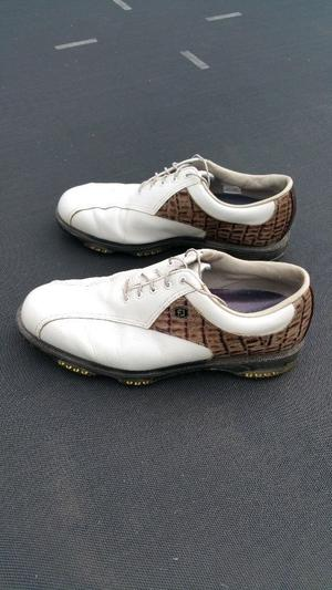 Mens Footjoy Golf Shoes Size 10