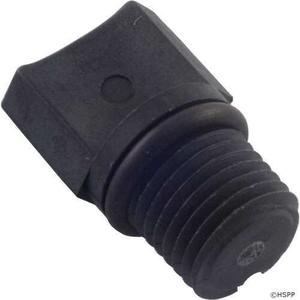 Pentair American Products Drain Plug,, w/O-Ring, 1/4""
