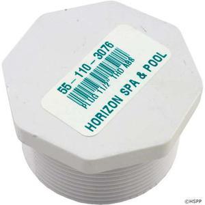 "Pentair American Products Plug, Main Drain, 1-1/2"" #"