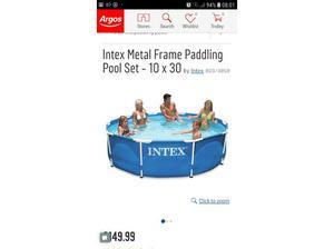 10ft swimming pool in Newport