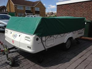Conway Cruiser Folding Camper Awning In Posot Class