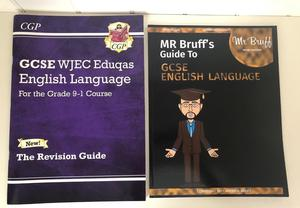 ENGLISH LANGUAGE REVISION BOOK AND GUIDE BUNDLE