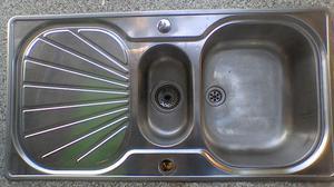Franke 1.5 Bowl Kitchen Sink