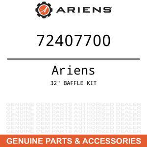 "OEM Ariens Gravely 32"" BAFFLE KIT"