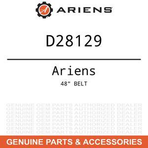 """OEM Ariens Gravely 48"""" BELT D"""