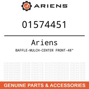 """OEM Ariens Gravely BAFFLE-MULCH-C ENTER FRONT-48"""""""
