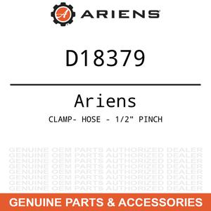 "OEM Ariens Gravely CLAMP- HOSE - 1/2"" PINCH D"