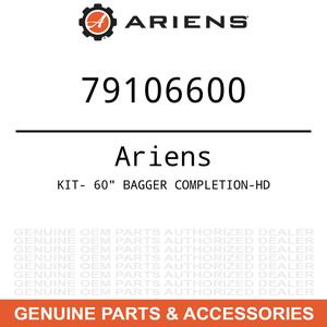 "OEM Ariens Gravely KIT- 60"" BAGGER COMPLETION-HD"