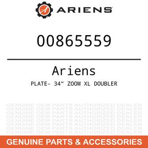 """OEM Ariens Gravely PLATE- 34"""" ZOOM XL DOUBLER"""