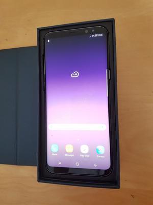 Samsung Galaxy S8+ PLUS Grey SM-G955F 64GB Unlocked (GREAT