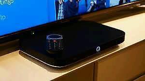 Sky Q box with remote control