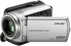 Sony DCR - SR37 Camcoder 60GB