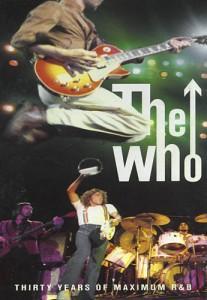 THE WHO MAXIMUM R AND B 4 CD BOX SET