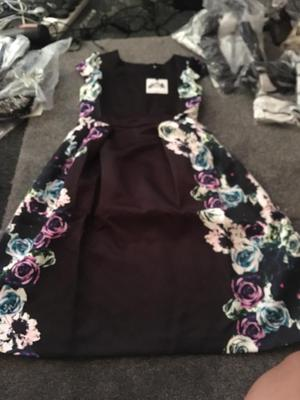 Wolf and whistle dress brand new with tags size 10