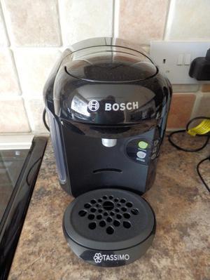 bosch tassimo coffee maker instruction manual