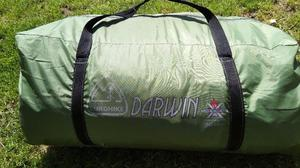 Eurohike Darwin 4man tent in good used condition all accessories in the bag! Can deliver or post!
