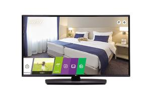 """LG LV661H Commercial TV - 49"""" Black Commercial TV Full"""