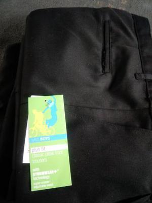 M&S boys school trousers