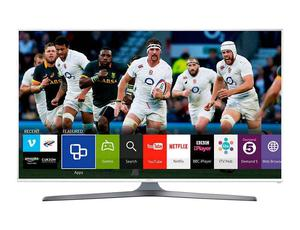 "Samsung 40"" LED smart WiFi tv comes with warranty"