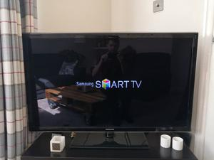 "Samsung 46"" HD LED Smart TV - UE46D - Great Condition -"