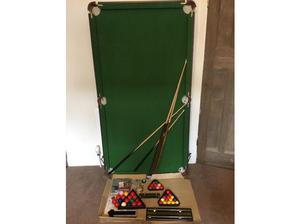Snooker/Pool table in Benfleet