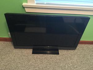 Sony Bravia tv with Sony surround sound & Blu-ray player