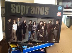 The Sopranos the complete box set in Portsmouth
