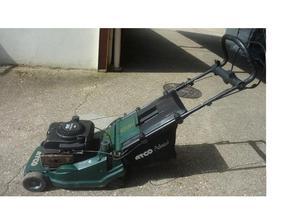 Atco self propelled petrol roller mower in Uckfield