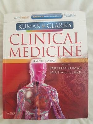 Kumar & Clark's Clinical Medicine 7th Edition
