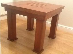 Solid wood table in Grimsby