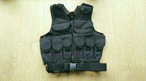 VIPER LA Combat Vest - black - airsoft/milsim