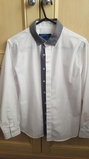 Boys suit and shirt- age 12