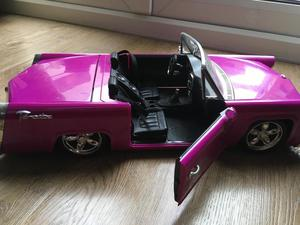 Bratz doll toy car