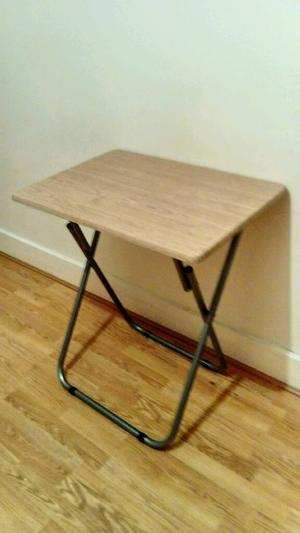 Desk folding table in perfect condition