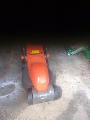Flymo speedi Mo electric lawnmower