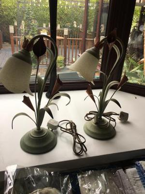For Sale 2 small lamps