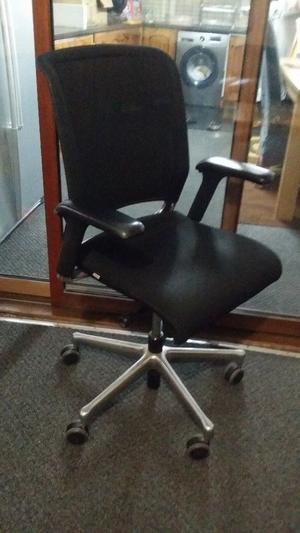 INTERSTUHL OFFICE CHAIR WITH MESH BACK