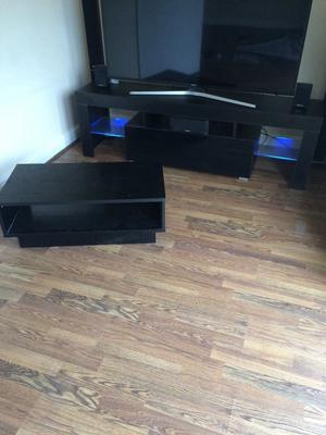 LED TV unit and Coffee table forsale