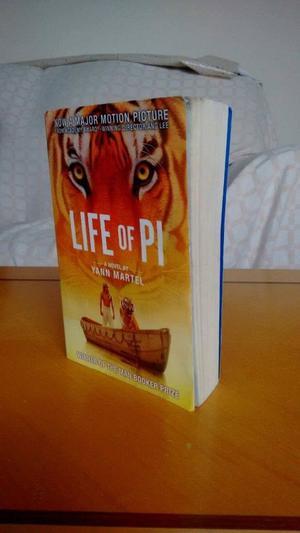 Life of Pi book