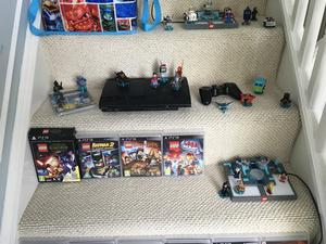 PS3 with Lego dimensions bundle