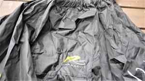 Power-caddy Golf Bag Rain cover, in its own bag