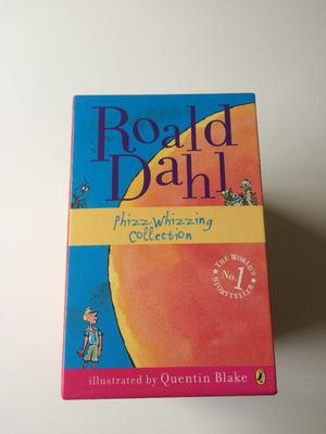 Roald Dahl Phizz-Whizzing Collection - 15 Books