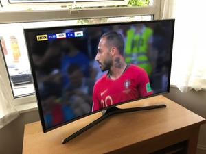 "Samsung Curved 40"" full hd smart led tv.Excellent condition,hardly used. £270 NO OFFERS.CAN DELIVER"