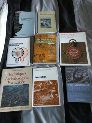 Archaeological manuals