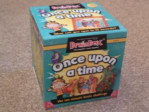 BrainBox Once Upon A Time memory game